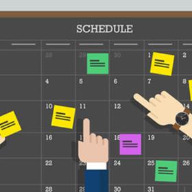 Schedule of summer semester unchanged